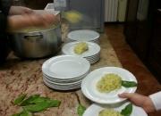 Evento del 28 marzo 2015 ..... risotto asparagi e zafferano