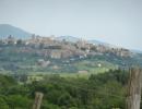 veduta del Duomo di Orvieto